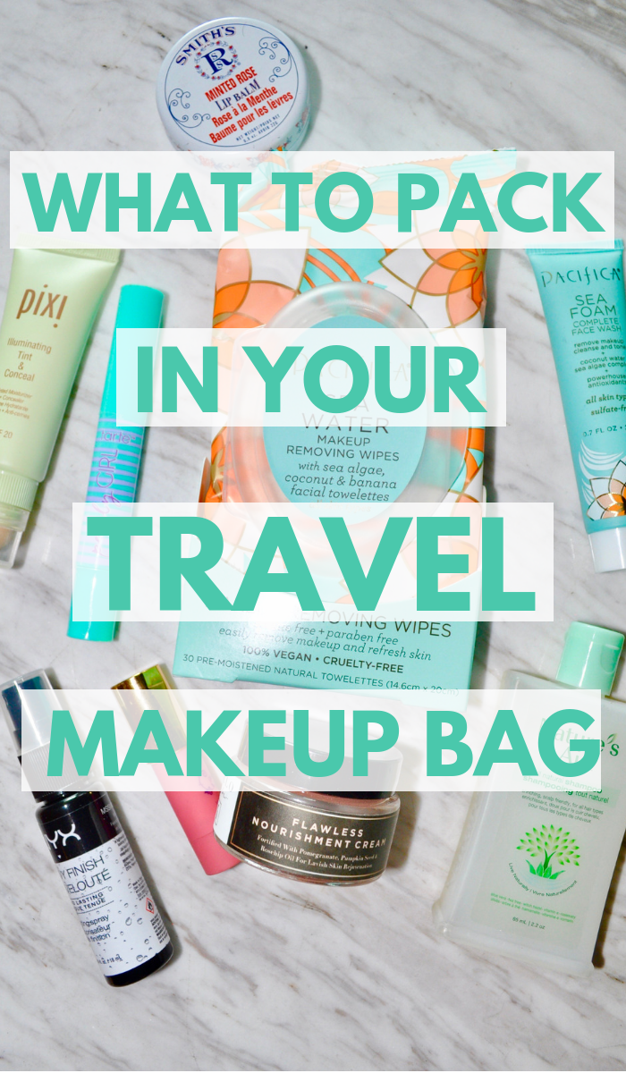 Best Cruelty Free Travel Beauty Products to pack in your makeup bag