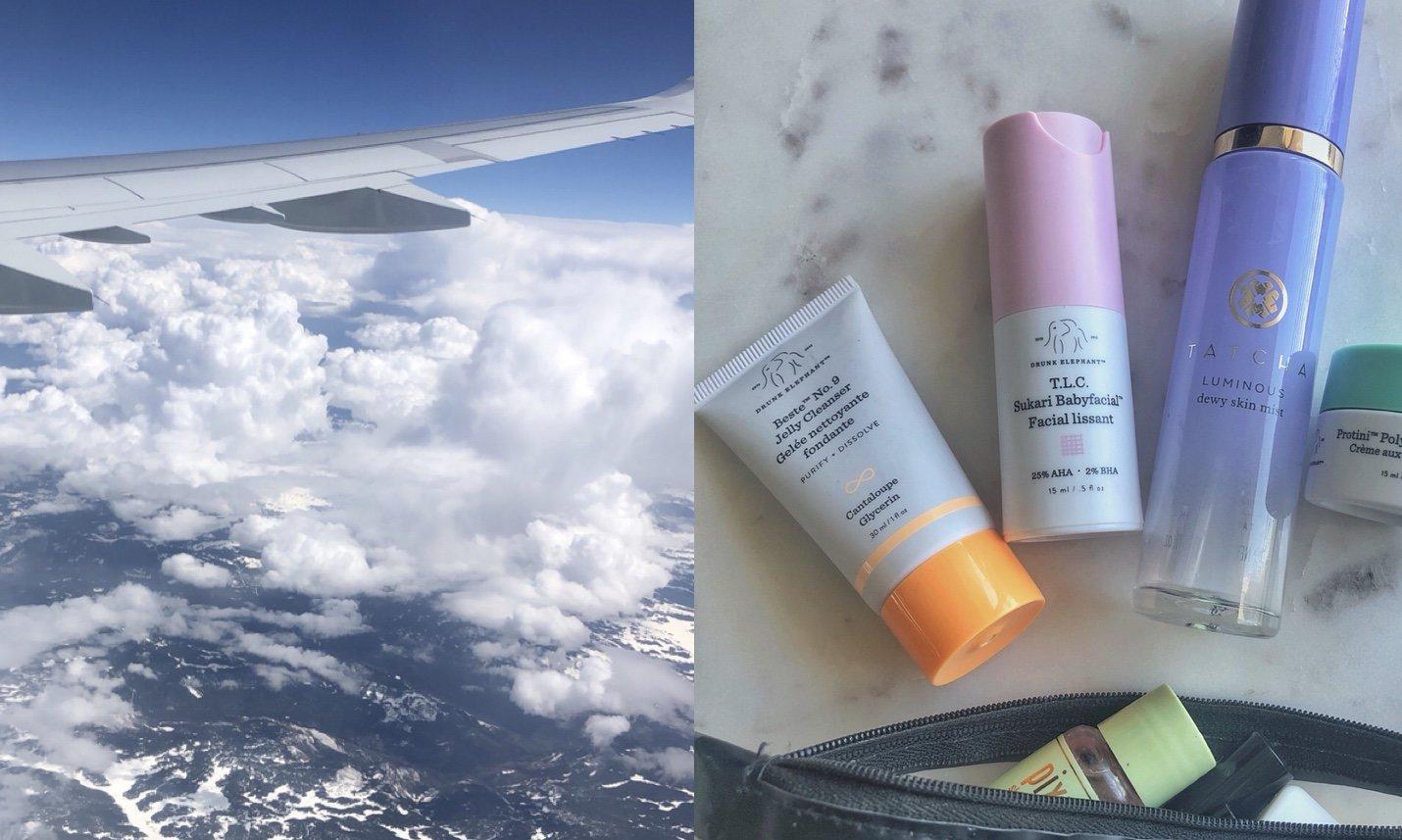 Cruelty Free: In Flight Beauty Tips