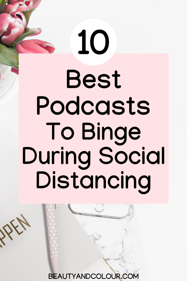 Best Podcasts For Health, Wellness Productivity During Social Distancing