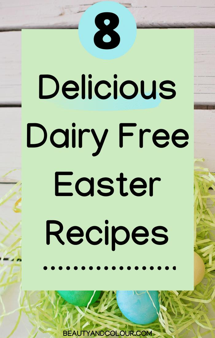 Vegan Dessert Recipes Easter