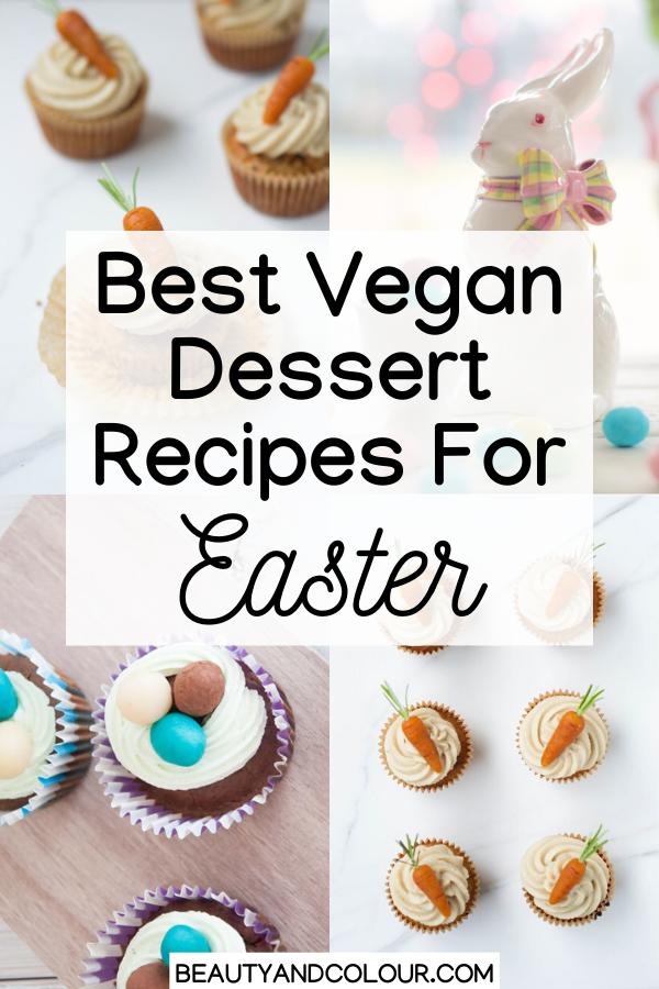 Vegan Dessert Recipes For Easter