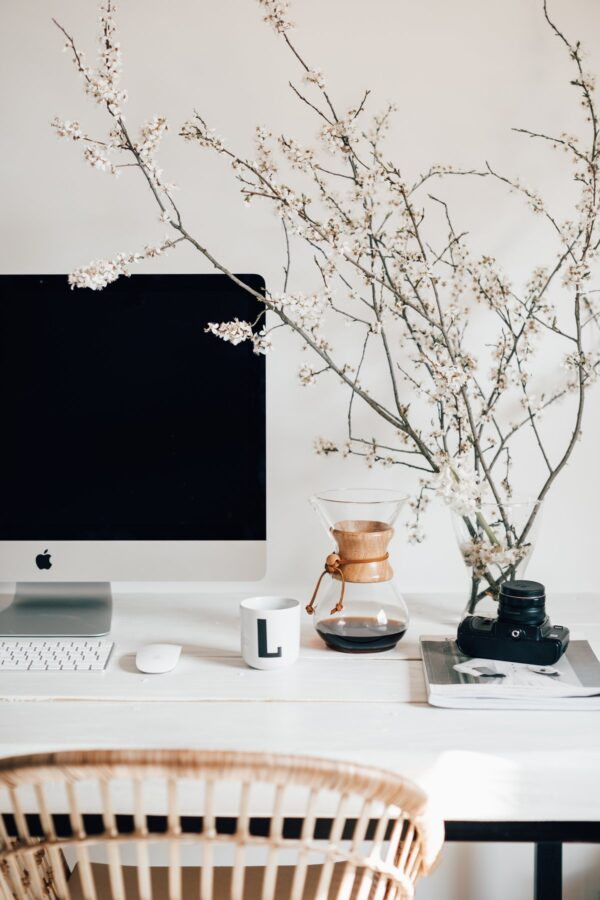 tips to stay healthy productive while working from home