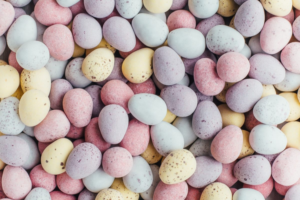 vegan dessert recipes for easter beauty and colour