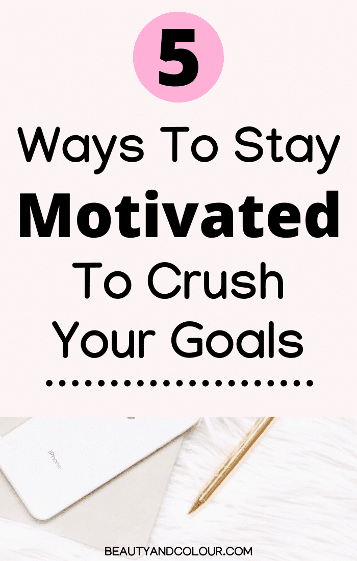 self care tips stay motivated