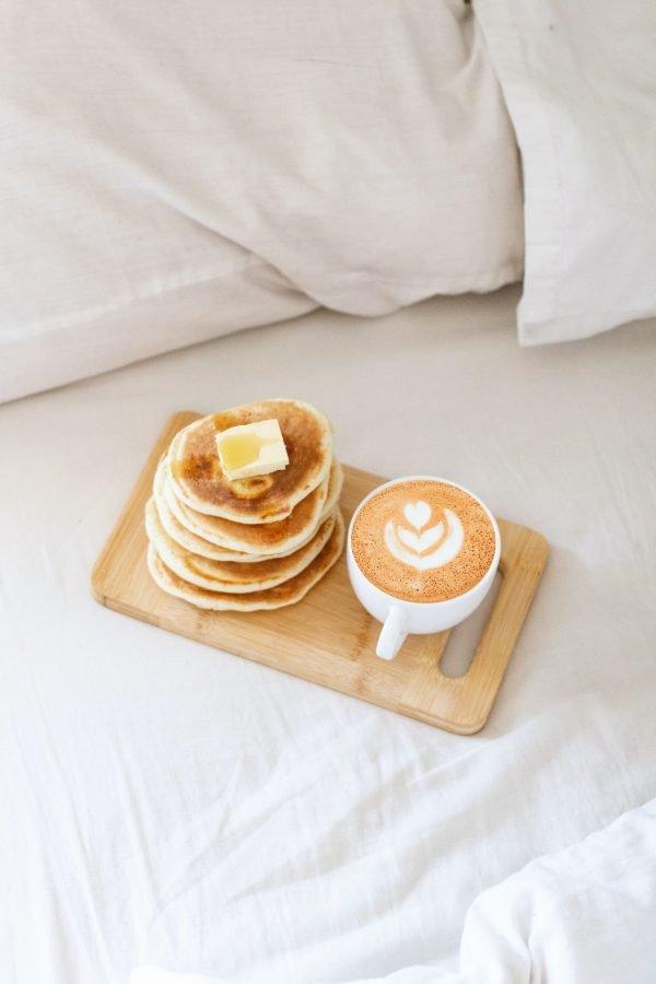 vegan chocolate chip pancake recipes beauty colour