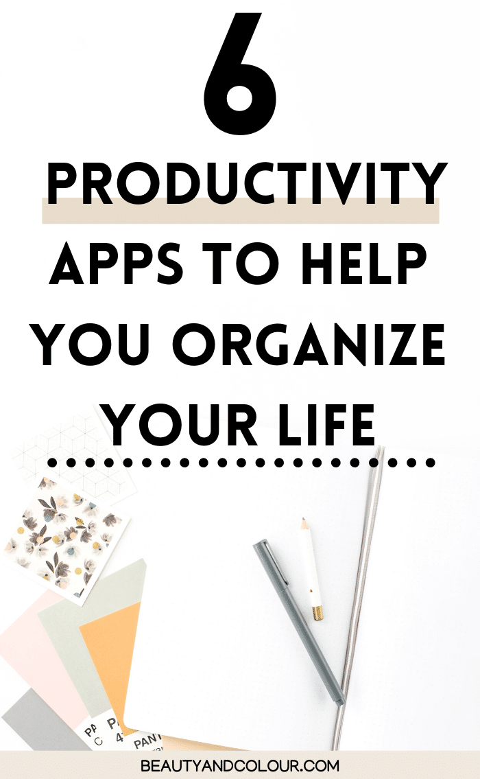 Apps Productivity Personal Development