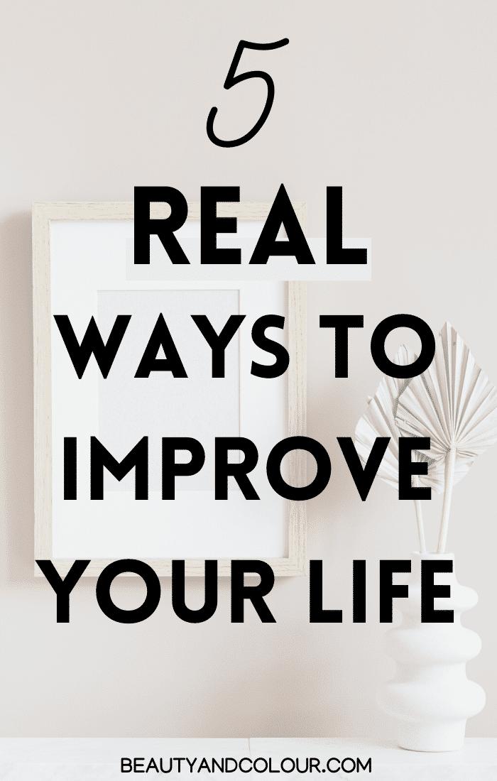 Healthy self improvement wellness tips
