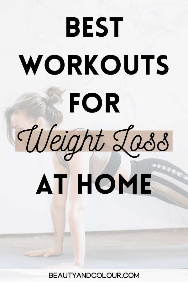 Fun At Home Workouts For Weight Loss
