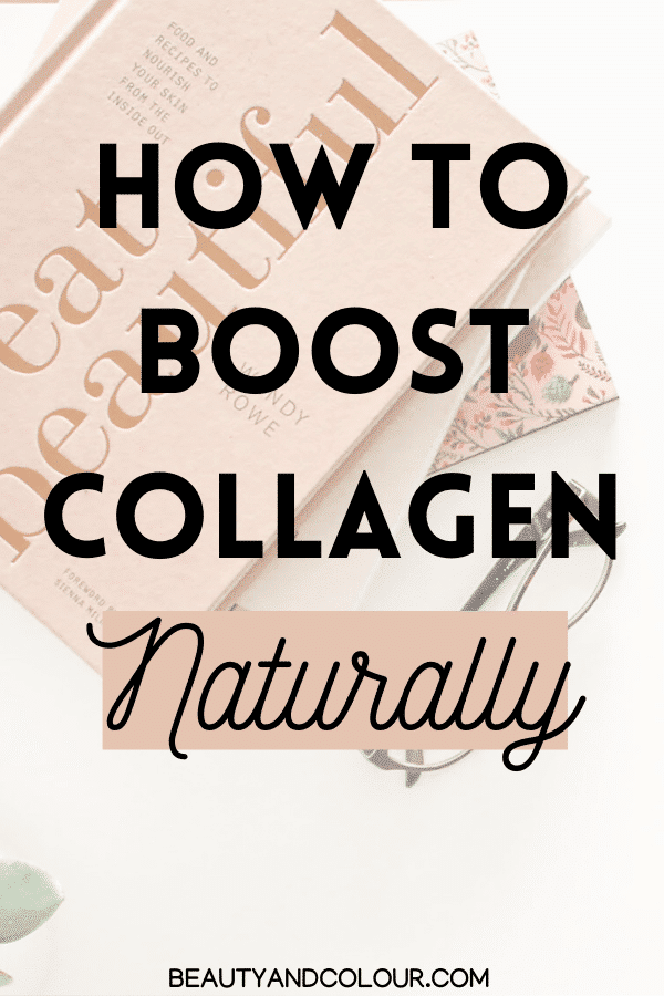 How To Increase Collagen Plant Based Natural Method