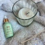 relaxing evening self care routine beauty and colour